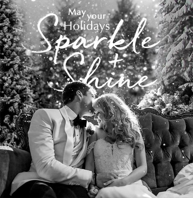 May Your Holidays Sparkle and Shine